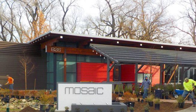 McEntire Landscape Design - Sheraton Hotel Redding - Mosaic