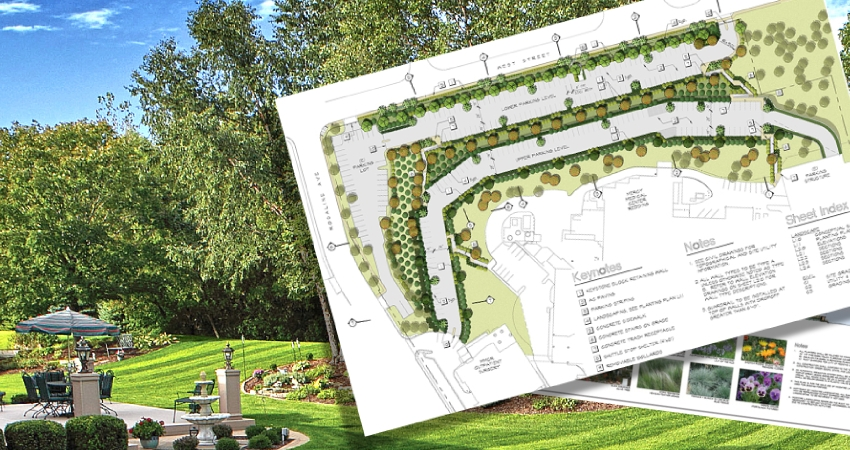 McEntire Landscaping Design Plan