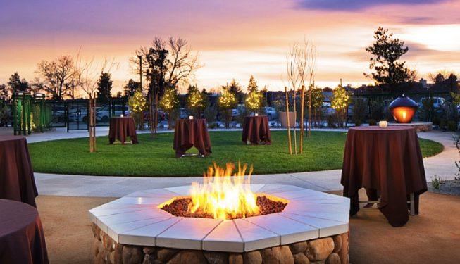 McEntire Landscaping - Sheraton Hotel - Redding, CA