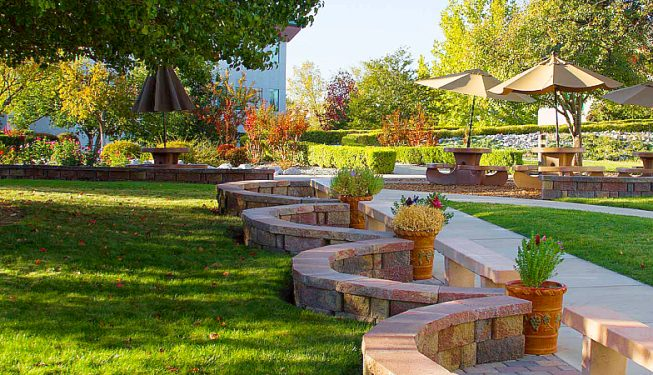 McEntire Landscaping - Simpson University